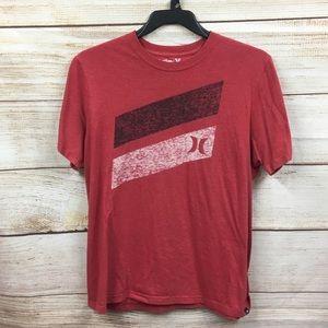 Men's Hurley Premium Fit Surfer Logo T Shirt Sz L